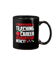 Retired Teacher - Intact Mug thumbnail
