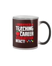 Retired Teacher - Intact Color Changing Mug thumbnail