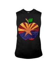 Arizona - National Teacher Day Sleeveless Tee thumbnail