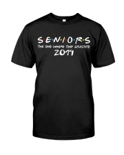 Nurse Graduate - Seniors Premium Fit Mens Tee thumbnail
