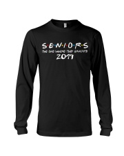 Nurse Graduate - Seniors Long Sleeve Tee thumbnail