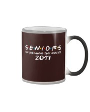 Nurse Graduate - Seniors Color Changing Mug thumbnail