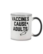 Vaccines Cause Adults Color Changing Mug thumbnail