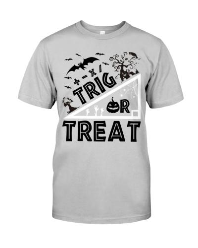 Math Teacher - Trig or Treat