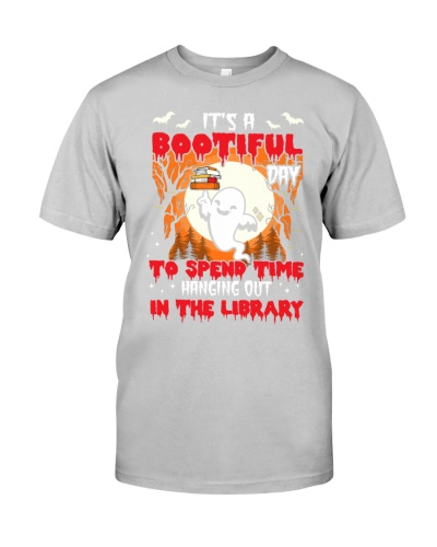 Librarian - It's a Bootiful day