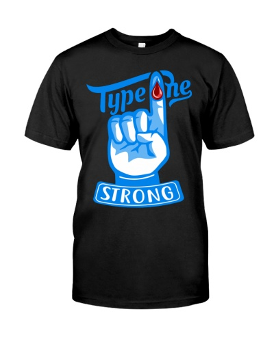 Diabetes - Type One Strong