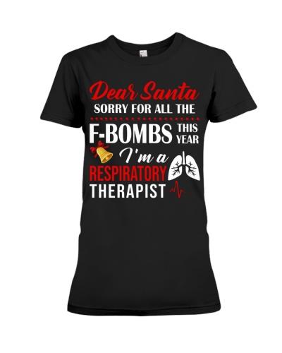 Respiratory Therapist - Dear Santa