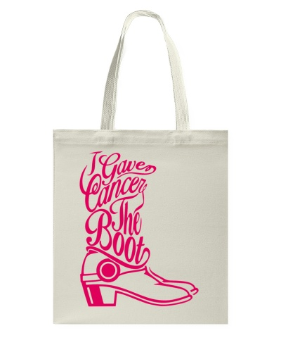 Breast Cancer - I gave Cancer the Boot