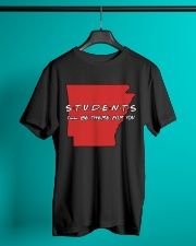 Students Be There - Arkansas Classic T-Shirt lifestyle-mens-crewneck-front-3