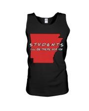 Students Be There - Arkansas Unisex Tank thumbnail