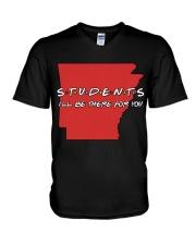 Students Be There - Arkansas V-Neck T-Shirt thumbnail