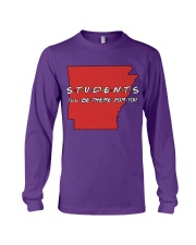 Students Be There - Arkansas Long Sleeve Tee thumbnail