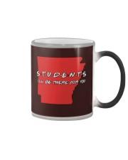 Students Be There - Arkansas Color Changing Mug thumbnail