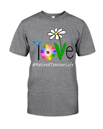 Retired Teacher Love