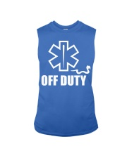 Paramedic - EMT - EMS - OFF DUTY Sleeveless Tee thumbnail