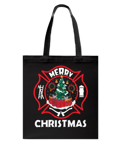 Firefighter - Merry Christmas