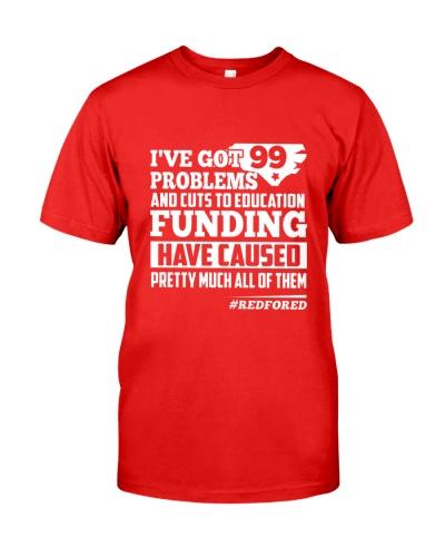 Red for ED - North Carolina Teachers
