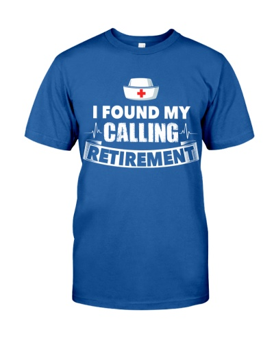 Retired Nurse - Calling