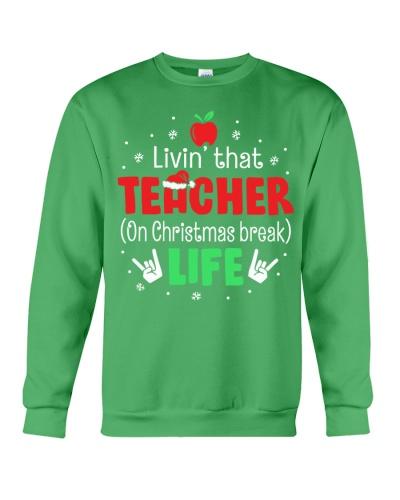 Teacher - Christmas Break