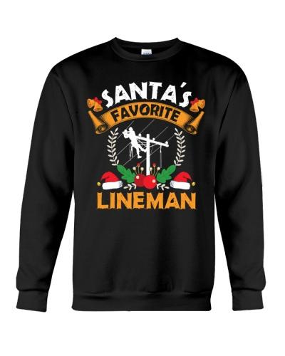 Lineman - Santa's Favorite Lineman
