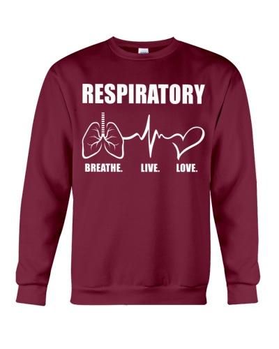 Respiratory - Breathe Live Love