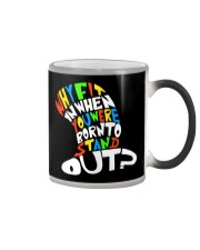 Born to stand out Color Changing Mug thumbnail