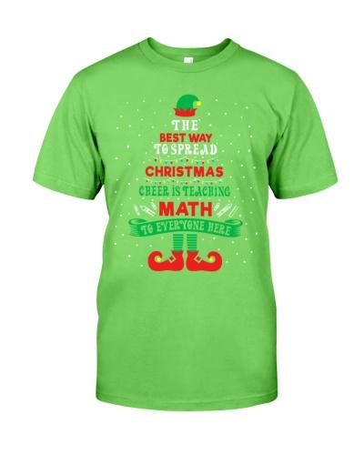 Math Teacher - The Best Way