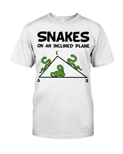 Math Teacher - Snakes On An Inclined Plane
