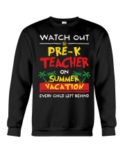 Pre-K Teacher - Summer Crewneck Sweatshirt thumbnail