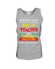 Pre-K Teacher - Summer Unisex Tank thumbnail