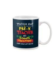 Pre-K Teacher - Summer Mug thumbnail