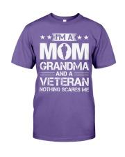 Veteran - Mom and Grandma Premium Fit Mens Tee thumbnail