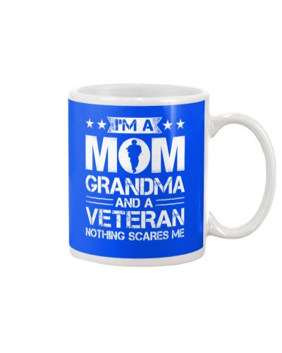 Veteran - Mom and Grandma