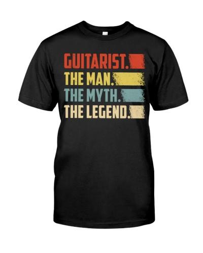 Guitarist - Man Legend
