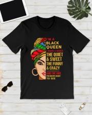 I'm a Black Queen Classic T-Shirt lifestyle-mens-crewneck-front-17