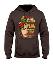 I'm a Black Queen Hooded Sweatshirt thumbnail