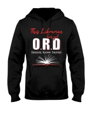 This Librarian Has Got ORD Hooded Sweatshirt thumbnail