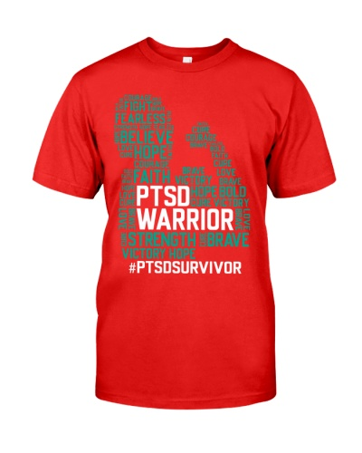 PTSD Warrior