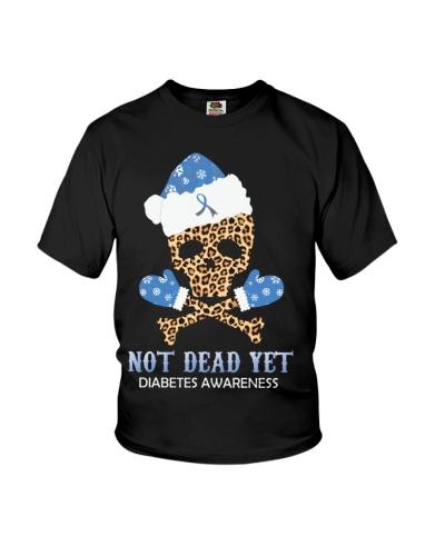Diabetes - Not Dead Yet - Christmas Gift