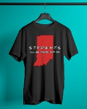 Students Be There - Indiana Classic T-Shirt lifestyle-mens-crewneck-front-3