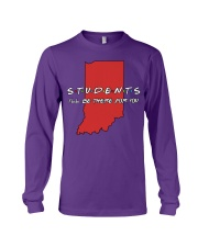Students Be There - Indiana Long Sleeve Tee thumbnail