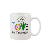 Love Art Teacher Life Mug thumbnail