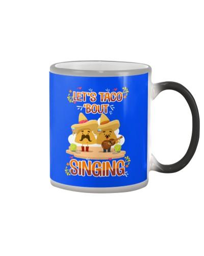 Music Teacher - Taco Singing