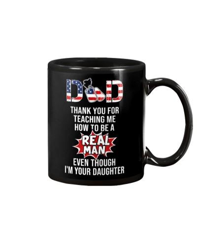 Veteran - Mug for Dad
