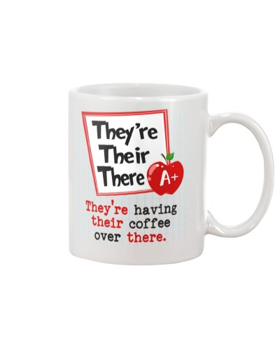 Teacher - Their Coffee