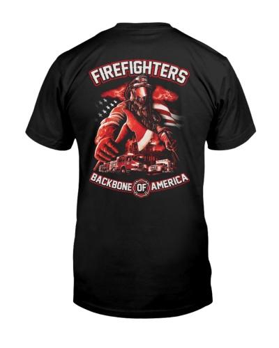 Firefighter -  Backbone of America