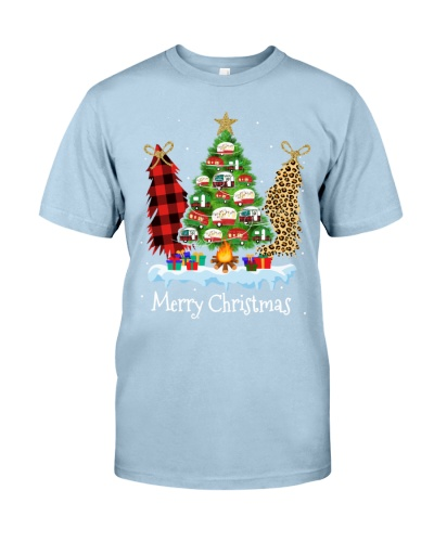Camping - Merry Christmas