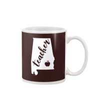 Alabama Teacher - Map Mug tile