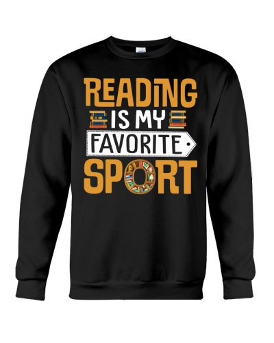 Librarian - Reading is my Favorite Sport