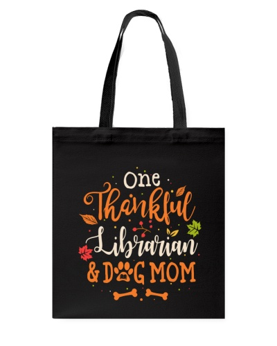 Librarian - Thankful and Dog Mom